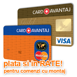 avantaj card apometre in rate